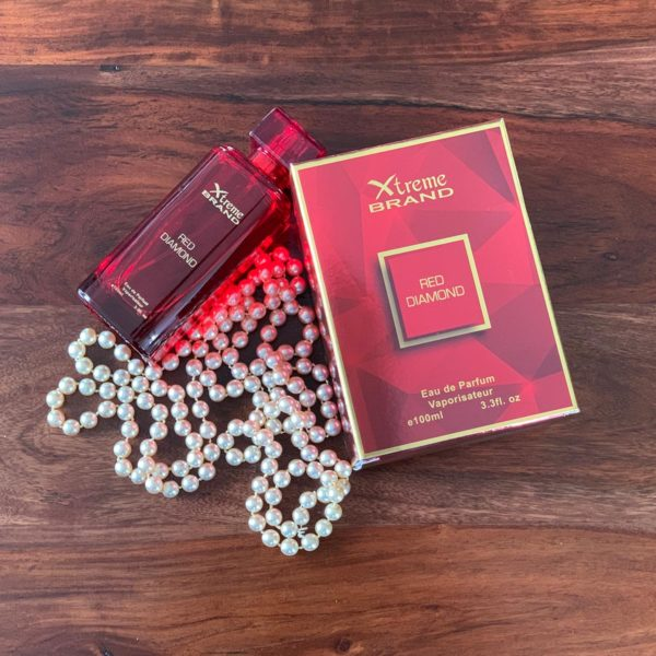 Xtreme Brand Red Diamond 100ml EDP Női Illat - Xtreme Brand Parfüm