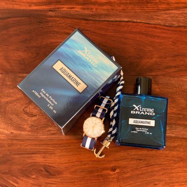 Xtreme Brand Aquamarine 100ml EDP Férfi Illat - Xtreme Brand Parfüm